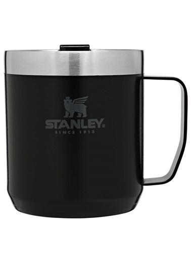 Stanley Klasik Paslanmaz Çelik Termos Bardak 0,35 Lt Siyah